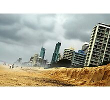 Surfers Paradise? Photographic Print