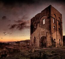 Sunset at Blast Furnace  by Jason Pang, FAPS FADPA
