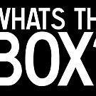 Metal Gear Box by Louwax