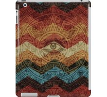 Mayan Calendrical iPad Case/Skin