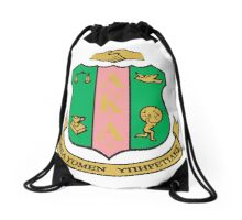 Alpha Kappa Alpha Sorority, Incorporated  Drawstring Bag