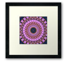 The Gypsy Amethyst  Framed Print