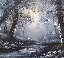 Lonely by MarieJavorkova