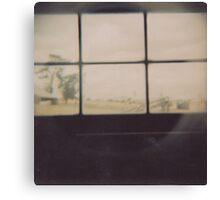 A Secret Window? Canvas Print