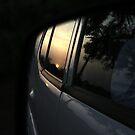 mirror mirror on the car by ROHIT GANGA DEB