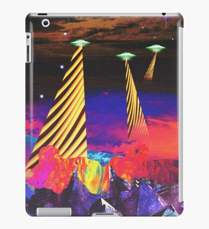 Lands of Vibrance iPad Case/Skin