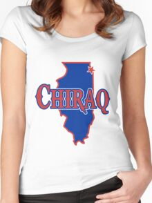 Chiraq Women's Fitted Scoop T-Shirt