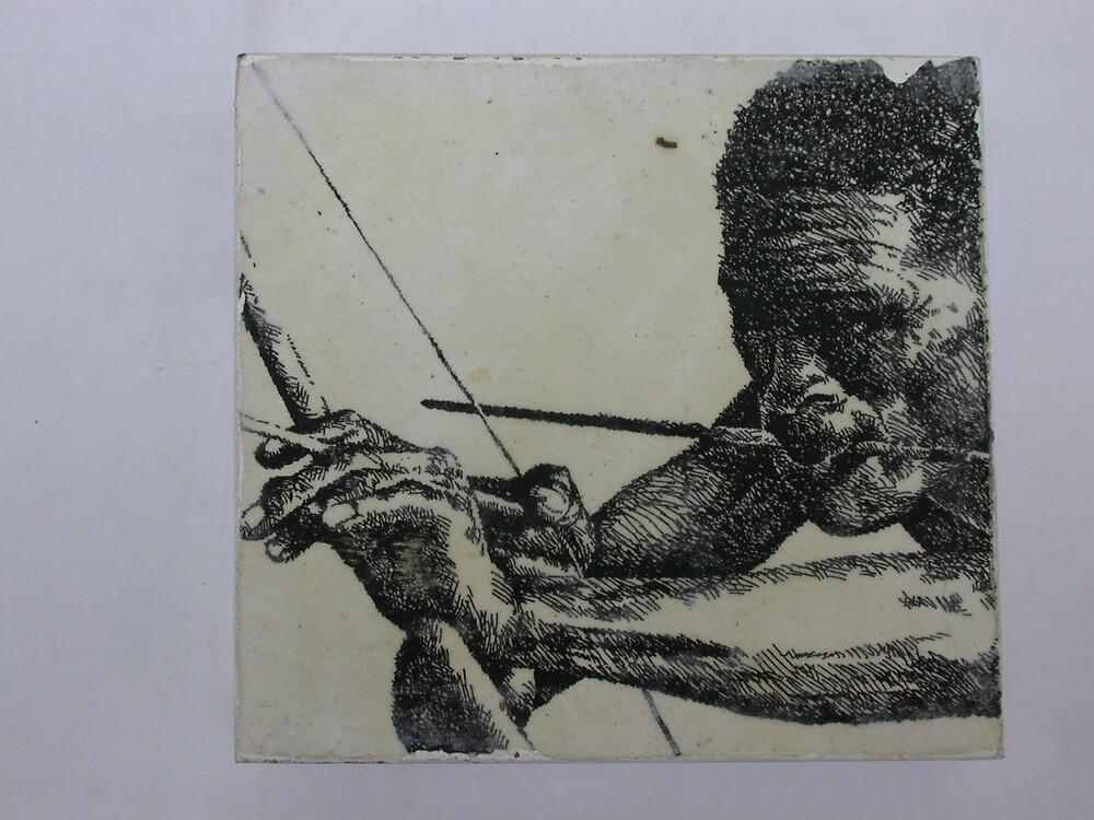 african portrait 4 by scottentot