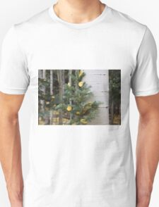 Two Trees in Love Unisex T-Shirt