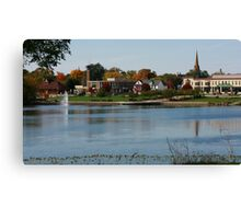 Whitewater, Wisconsin Canvas Print
