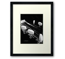 Some Tuning Required Framed Print