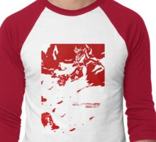 Eureka Seven | Nirvash Surf Men's Baseball ¾ T-Shirt