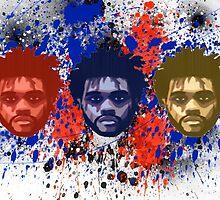 The Weeknd by Darryl Pickett