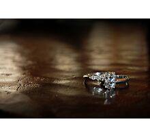 Diamonds are forever.... Photographic Print