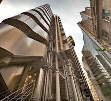 The Lloyds Building by LeeMartinImages