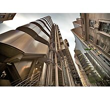 The Lloyds Building Photographic Print