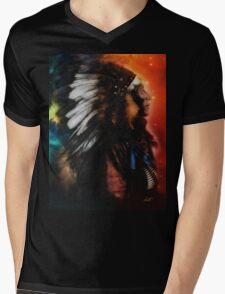 Spirit Of The Elder Mens V-Neck T-Shirt