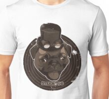 Steam Pug Unisex T-Shirt