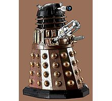 Once a Dalek, Always a Dalek Photographic Print