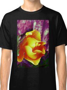 Surreal Rose Classic T-Shirt