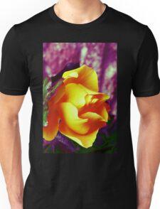 Surreal Rose Unisex T-Shirt