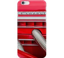 Super-Charged iPhone Case/Skin