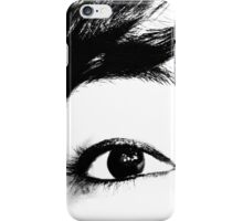 Cemetary Eyes iPhone Case/Skin