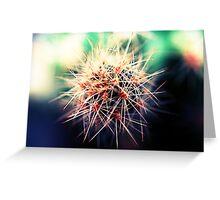 A sharpened blur Greeting Card