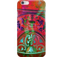 3988 Cherubs and Griffins and Heads, Oh My! iPhone Case/Skin