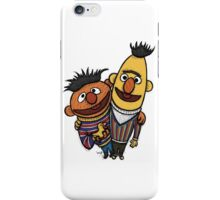 Bert And Ernie iPhone Case/Skin