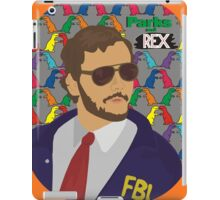 Parks and Rex iPad Case/Skin