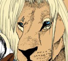 Goblin King of the Jungle (full color) Sticker