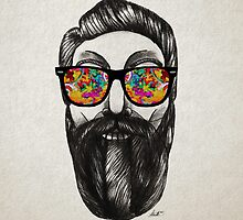 Indie Beardsman by Daniel Watts
