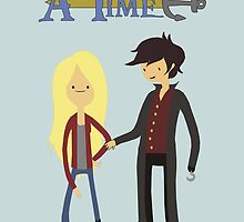 Once Upon An Adventure Time by AnArielView