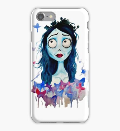 The Corpse Bride iPhone Case/Skin