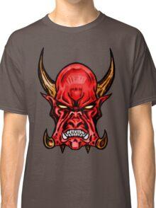 Red Demon Monster Classic T-Shirt