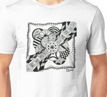 Cluster of Circles Unisex T-Shirt