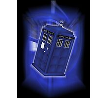 TARDIS Through Time Photographic Print