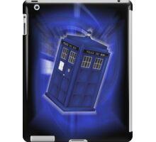 TARDIS Through Time iPad Case/Skin