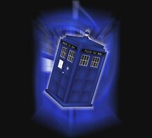 TARDIS Through Time Unisex T-Shirt