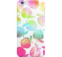 RAINBOW - APPLE by Kohii Love and Toso Journ iPhone Case/Skin