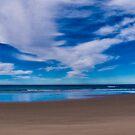 Peregian Beach Panorama 2 by Jaxybelle