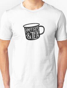CAMPFIRES & TEA Unisex T-Shirt