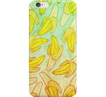 BANANA - RAINBOW by Kohii Love & Toso Journ iPhone Case/Skin