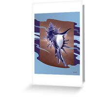 Beautiful Homes - The Spiny Murex Greeting Card