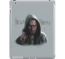 Hello Pretty iPad Case/Skin