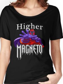 Higher Magneto Women's Relaxed Fit T-Shirt
