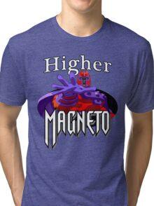 Higher Magneto Tri-blend T-Shirt
