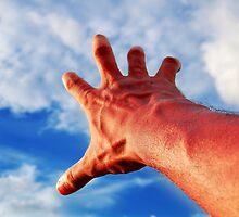 Icarus's Hand by Zabir Hasan