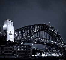 Sydney Harbour Bridge by makatoosh